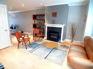 Main Photo: 4 1135 Barclay in Vancouver: Townhouse for sale