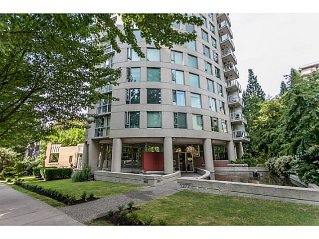 Main Photo: #406 1277 Nelson St in Vancouver: West End VW Condo for sale (Vancouver West)  : MLS®# V959928