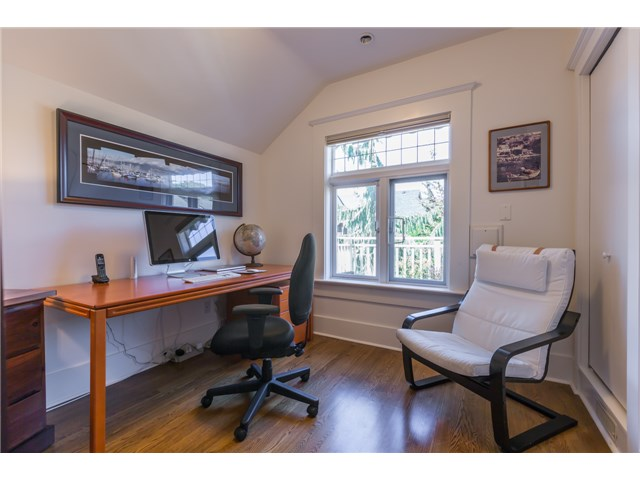 Photo 13: 2233 TRAFALGAR ST in Vancouver: Kitsilano House for sale (Vancouver West)  : MLS® # V1137194
