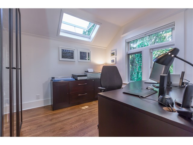 Photo 15: 2233 TRAFALGAR ST in Vancouver: Kitsilano House for sale (Vancouver West)  : MLS® # V1137194