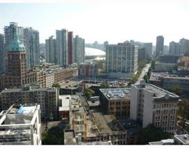 Main Photo: 2509 128 W Cordova Street in Vancouver: Downtown VW Condo for sale (Vancouver West)  : MLS®# V800027