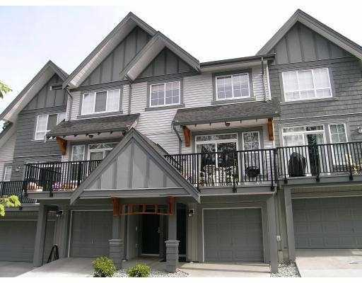 "Main Photo: 2200 PANORAMA Drive in Port Moody: Heritage Woods PM Townhouse for sale in ""QUEST"" : MLS® # V623562"