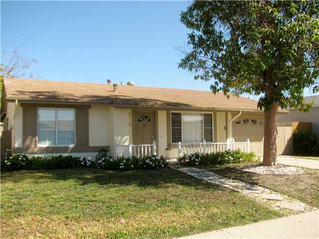 Main Photo: MIRA MESA House for sale : 3 bedrooms : 10937 Belgian Street in San Diego