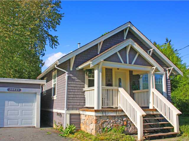Main Photo: 20631 BATTLE Avenue in Maple Ridge: Southwest Maple Ridge House for sale : MLS® # V949759