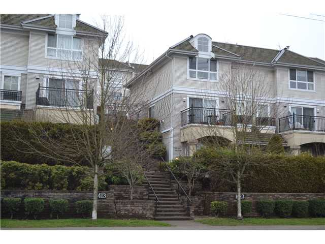 Main Photo: 203 1423 Brunette Avenue in Coquitlam: Condo for sale : MLS®# V931289