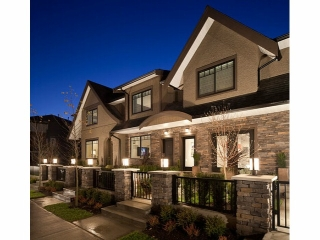 "Main Photo: 48 6895 188TH Street in Surrey: Clayton Townhouse for sale in ""BELLA VITA"" (Cloverdale)  : MLS® # F1309720"