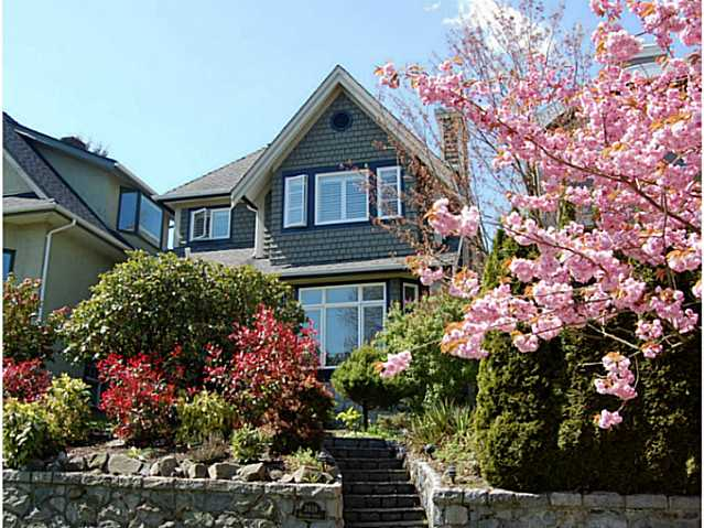 "Main Photo: 3939 HEATHER Street in Vancouver: Cambie House for sale in ""DOUGLAS PARK"" (Vancouver West)  : MLS(r) # V1004115"