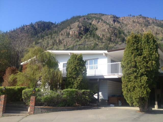 Main Photo: 1269 TODD ROAD in : Barnhartvale House for sale (Kamloops)  : MLS(r) # 116785