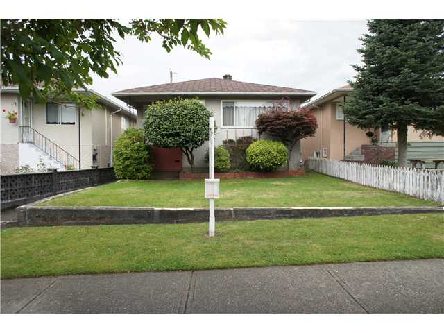 Main Photo: 5121 ANN Street in Vancouver: Collingwood VE House for sale (Vancouver East)  : MLS®# V1025559