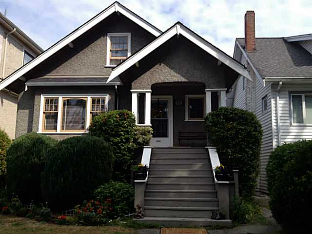 Main Photo: 3539 W 42ND AV in Vancouver: Southlands House for sale (Vancouver West)  : MLS®# V1080807