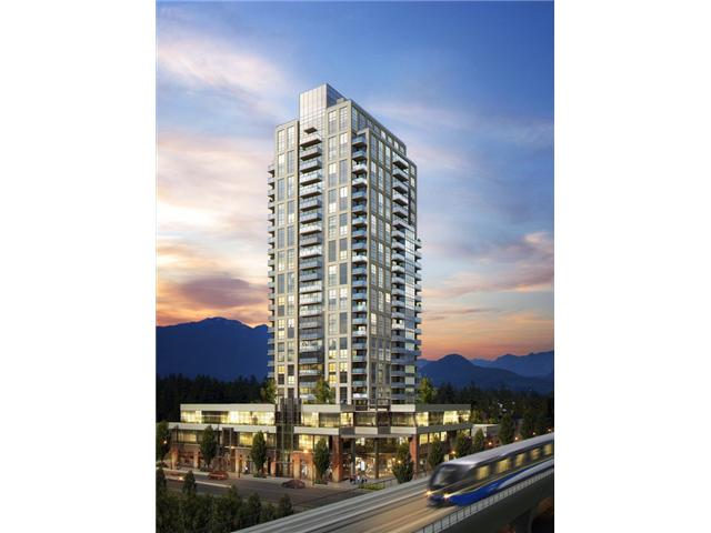 Main Photo: 909 3007 Glen Drive in Coquitlam: North Coquitlam Condo for sale : MLS®# PRE-SALE
