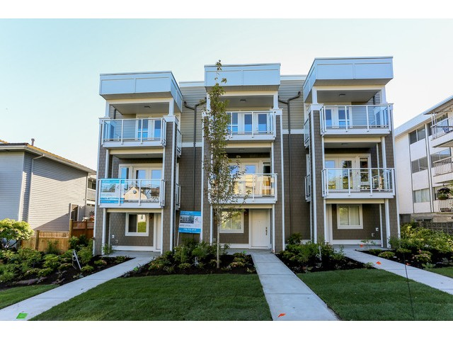 Main Photo: # 3 1321 FIR ST: White Rock Condo for sale (South Surrey White Rock)  : MLS® # F1432057