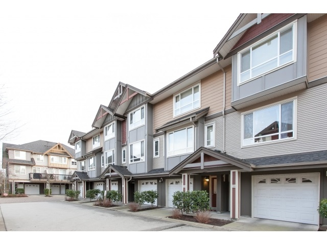 Main Photo: 40 7088 191 STREET in Langley: Clayton Townhouse for sale (Cloverdale)  : MLS® # R2026954