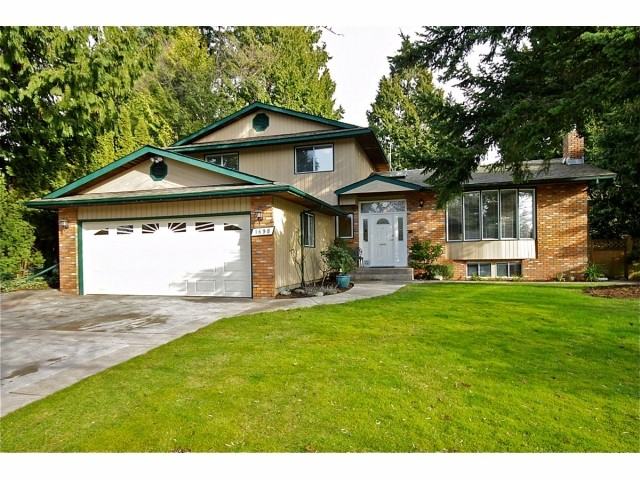 "Main Photo: 1698 133A Street in Surrey: Crescent Bch Ocean Pk. House for sale in ""Amblegreene"" (South Surrey White Rock)  : MLS® # F1302661"