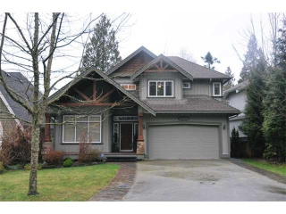 "Main Photo: 10508 BAKER Place in Maple Ridge: Albion House for sale in ""MAPLECREST"" : MLS® # V988943"