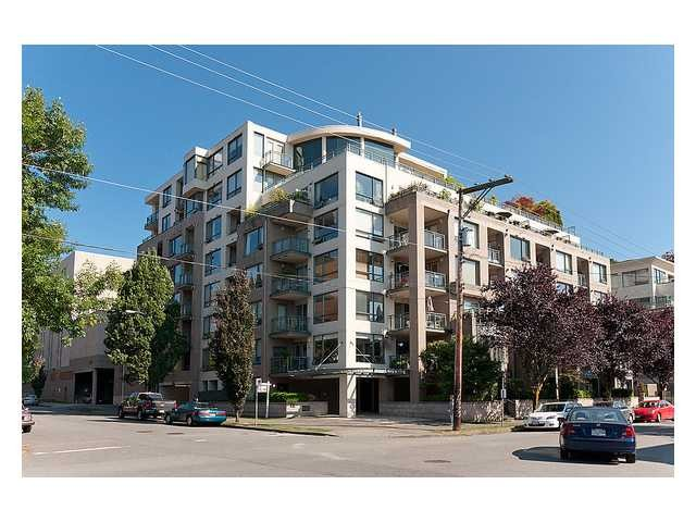 "Main Photo: 502 1888 YORK Avenue in Vancouver: Kitsilano Condo for sale in ""Yorkville North"" (Vancouver West)  : MLS(r) # V1014080"