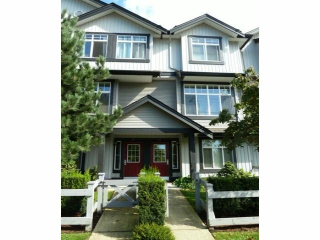 Main Photo: 41 18839 69th Avenue in Cloverdale: Clayton Townhouse for sale : MLS® # f1322526