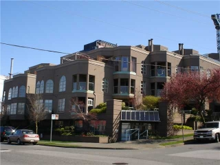 Main Photo: # 209 1082 W 8TH AV in Vancouver: Fairview VW Condo for sale (Vancouver West)  : MLS® # V1103764