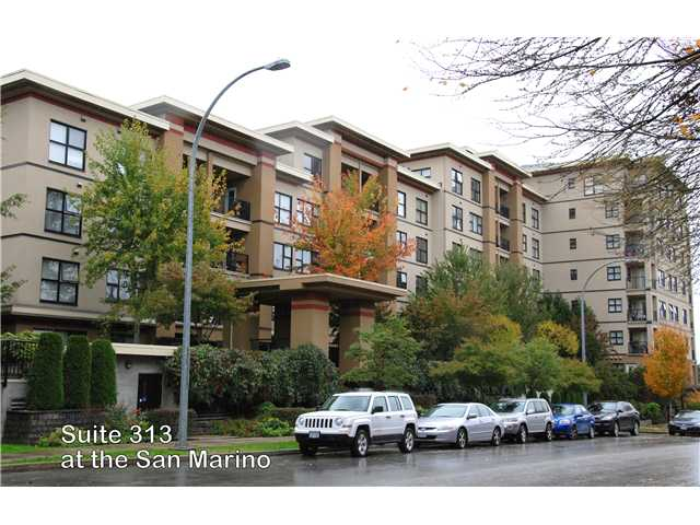 Main Photo: # 313 315 KNOX ST in New Westminster: Sapperton Condo for sale : MLS® # V1091604
