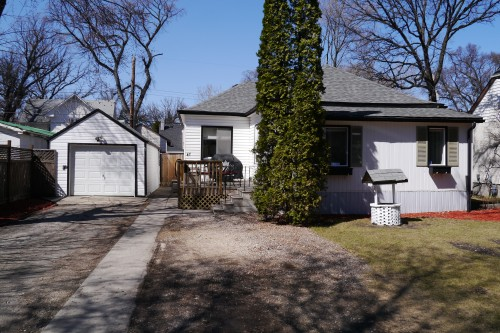 Main Photo: 47 Elm Park Road in Winnipeg: St. Vital Single Family Detached for sale (South Winnipeg)  : MLS® # 1509794