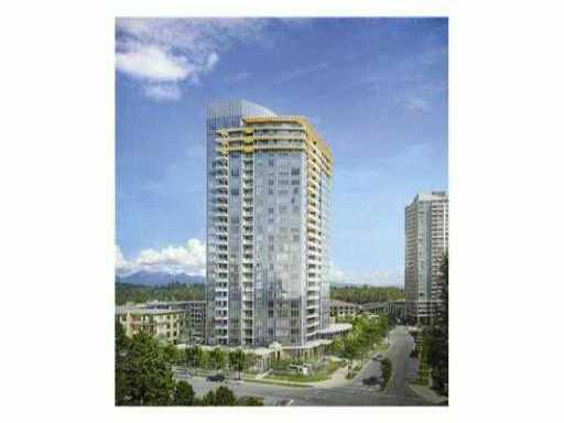 Main Photo: # 1003 3093 WINDSOR GT in Coquitlam: New Horizons Condo for sale : MLS®# V1093865