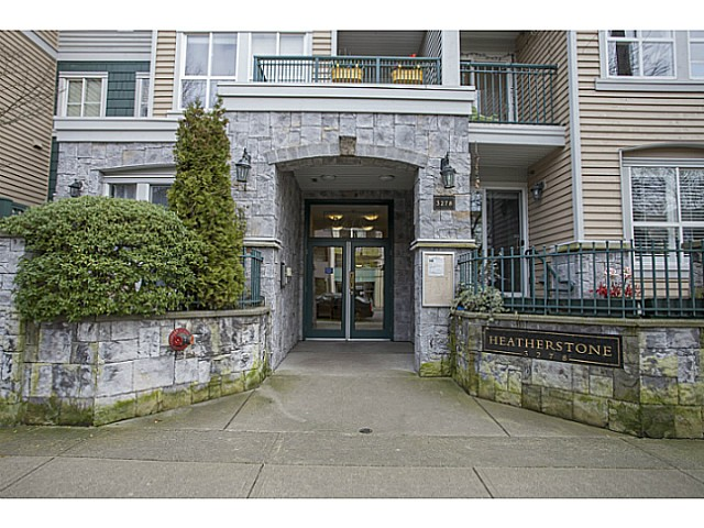 Main Photo: # 104 3278 HEATHER ST in Vancouver: Cambie Condo for sale (Vancouver West)  : MLS® # V1105651