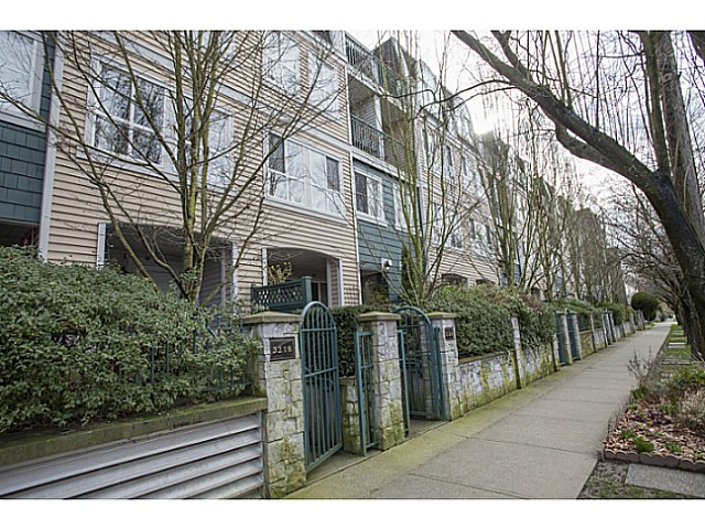 Photo 2: # 104 3278 HEATHER ST in Vancouver: Cambie Condo for sale (Vancouver West)  : MLS® # V1105651