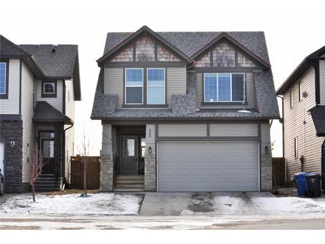 Main Photo: 200 Cranberry Circle SE in Calgary: Cranston House for sale : MLS(r) # C3653653