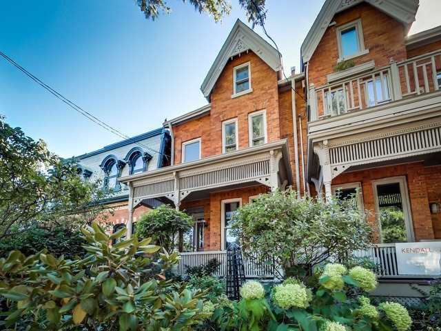 Main Photo: 417 Carlton St in Toronto: Cabbagetown-South St. James Town Freehold for sale (Toronto C08)  : MLS® # C3416699