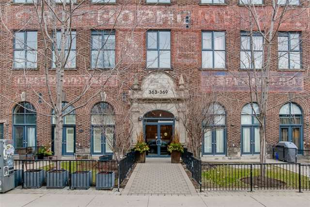 Main Photo: 363 Sorauren Ave Unit #210 in Toronto: Roncesvalles Condo for sale (Toronto W01)  : MLS(r) # W3692258