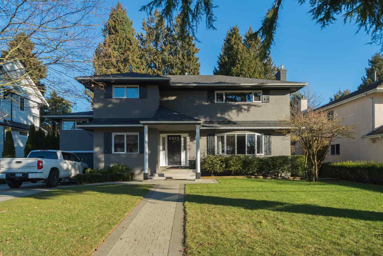 Main Photo: 5588 CROWN STREET in Vancouver: Dunbar House for sale (Vancouver West)  : MLS(r) # R2135982