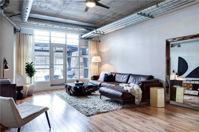 Photo 6: 261 King St E Unit #205 in Toronto: Moss Park Condo for sale (Toronto C08)  : MLS(r) # C3731808