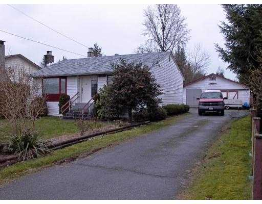 Main Photo: 12254 227TH ST in Maple Ridge: East Central House for sale : MLS(r) # V577792