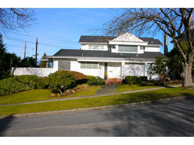 Main Photo: 2095 W 35TH Avenue in Vancouver: Quilchena House for sale (Vancouver West)  : MLS® # V931137