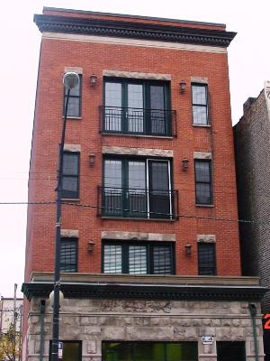 Main Photo: 2650 Halsted Street Unit 3 in CHICAGO: Lincoln Park Rentals for rent ()  : MLS® # 08112201