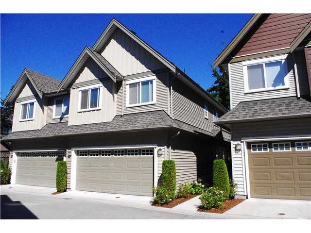 "Main Photo: 23 7788 ASH Street in Richmond: McLennan North Townhouse for sale in ""JADE GARDENS"" : MLS(r) # V978217"