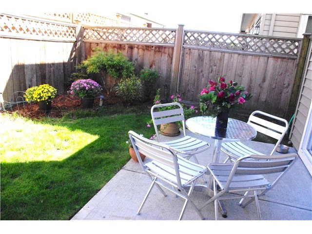 "Photo 10: 23 7788 ASH Street in Richmond: McLennan North Townhouse for sale in ""JADE GARDENS"" : MLS(r) # V978217"