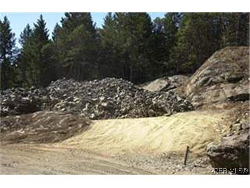 Main Photo: LOT 27 Chilco Road in VICTORIA: VR Six Mile Land for sale (View Royal)  : MLS(r) # 211131