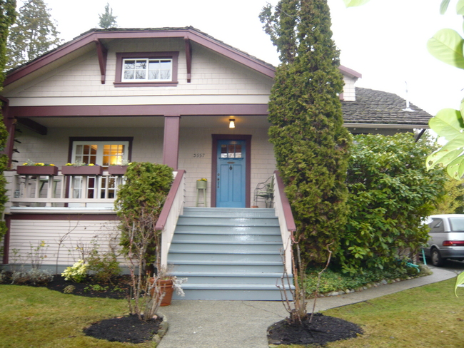 Main Photo: 3557 W 40th Avenue in Vancouver: Home for sale : MLS® # V691610