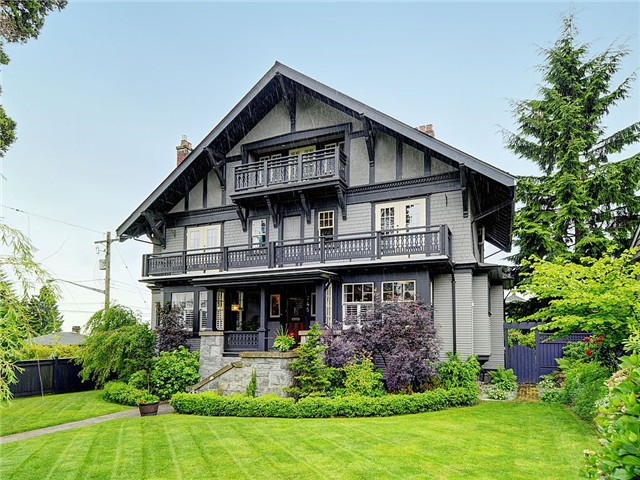 Main Photo: 745 GRAND Boulevard in North Vancouver: Boulevard House for sale : MLS® # V1009635