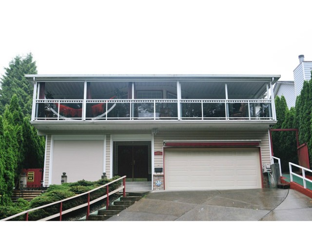 Main Photo: 144 WARRICK Street in Coquitlam: Cape Horn House for sale : MLS® # V1022906