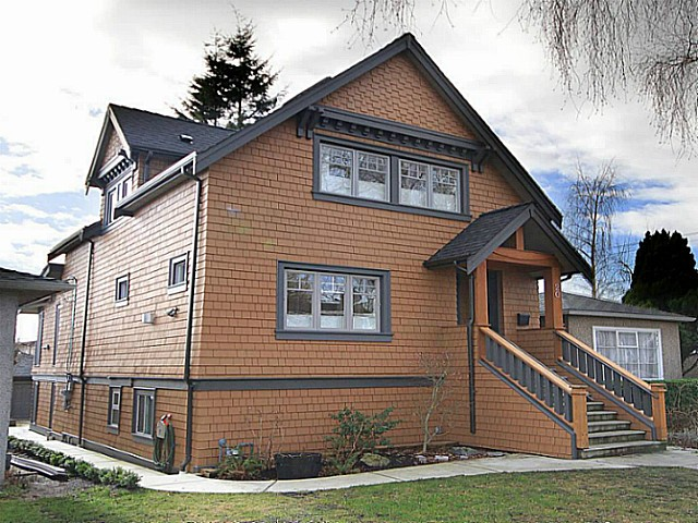 Main Photo: 20 E 46 in Vancouver: Main House for sale (Vancouver East)  : MLS®# v1046423