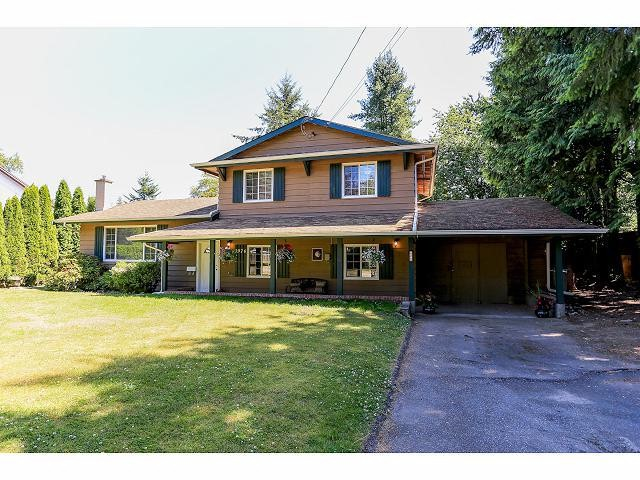 "Main Photo: 3976 205B Street in Langley: Brookswood Langley House for sale in ""BROOKSWOOD"" : MLS® # F1417492"