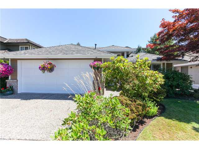 "Main Photo: 1678 SPYGLASS Crescent in Tsawwassen: Cliff Drive House for sale in ""IMPERIAL VILLAGE"" : MLS®# V1075358"