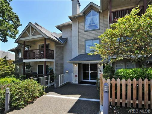 Main Photo: 201 1593 Begbie Street in VICTORIA: Vi Downtown Condo Apartment for sale (Victoria)  : MLS® # 340358