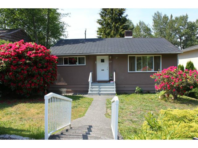 Main Photo: 7333 BARNET RD in Burnaby: Westridge BN House for sale (Burnaby North)  : MLS® # V1114436
