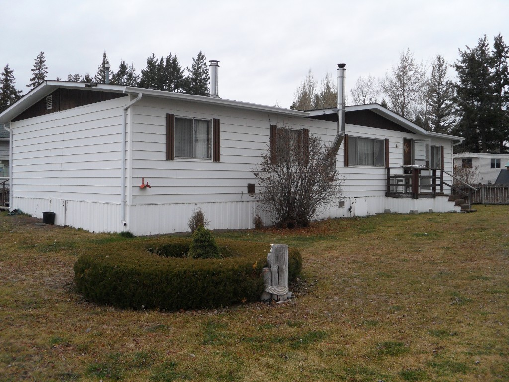 Main Photo: 8 Jade Crt: Logan Lake Manufactured Home for sale (South West)  : MLS® # 132066