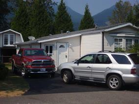 Main Photo: 3 41168 Lougheed Highway in : Dewdney Deroche Manufactured Home for sale (Mission)  : MLS® # f1420190