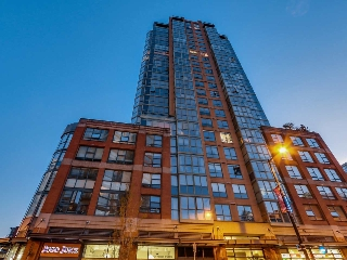 Main Photo: 607 212 DAVIE STREET in Vancouver: Yaletown Condo for sale (Vancouver West)  : MLS(r) # R2052666