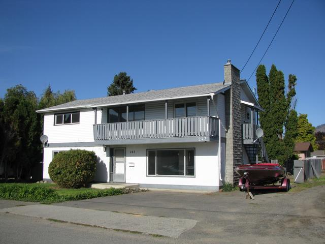 Main Photo: : House for sale : MLS® # 137612